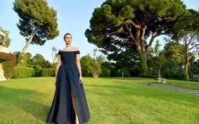 Picture dress, actress, Nina Dobrev