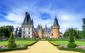 Picture Park, castle, tower