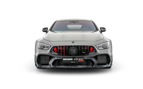 Picture Mercedes, Brabus, 900, Rocket, AMG GT 63 S, One of Ten