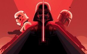 Picture Star Wars, Helmet, Background, Darth Vader, Art, Darth Vader, Concept Art, Boba Fett, Attack, Boba …