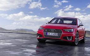 Picture Audi, TDI, sedan, Sedan, Audi S4, 2019