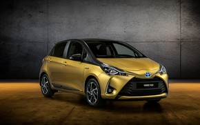 Picture auto, Toyota, Yaris, Y20