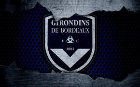 Picture wallpaper, sport, logo, football, Bordeaux