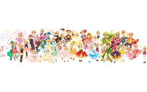 Picture children, Card Captor Sakura, characters, Sakura - collector cards