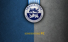 Picture wallpaper, sport, logo, football, Sonderjyske