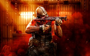 Picture call of duty, games, cod, call of duty mobile, Mace Metal Phantom