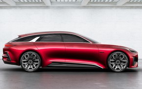 Picture Concept, side view, Kia, 2017, Proceed