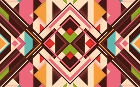 Picture design, abstraction, vector, art