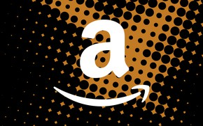 Picture logo, emblem, fon, amazon