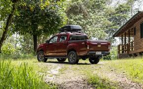 Picture Chevrolet, pickup, Isuzu, 2020, D-Max, 2021, double cab, Hi-Ride