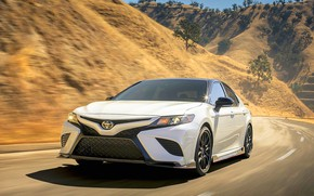 Picture Toyota, TRD, Camry, 2020, Toyota Camry, 2020 Toyota Camry TRD