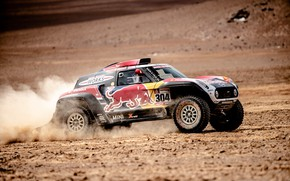 Picture Auto, Mini, Dust, Desert, Machine, Speed, Car, Rally, Dakar, Dakar, Rally, Buggy, Buggy, 304, X-Raid …