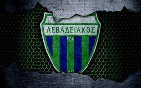 Picture wallpaper, sport, logo, football, Levadiakos