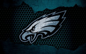 Picture wallpaper, sport, logo, NFL, american football, Philadelphia Eagles