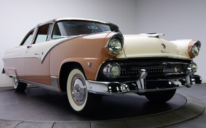 Picture Car, Old, Vintage, Ford Fairlane