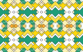 Picture abstraction, pattern, geometry