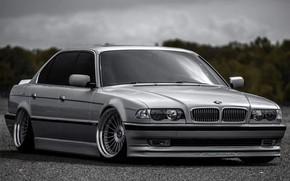 Picture BMW, 7-Series, E38, 740il