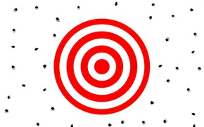 Picture shooting, target, accuracy