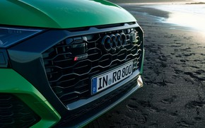 Picture face, room, Audi RS Q8