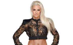 Picture look, blonde, wrestler, hair, WWE, Maryse, SmackDown, Maryse Ouellet, Maryse Mizanin, Maris Welle