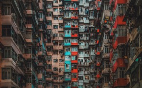 Picture the city, Windows, home, China