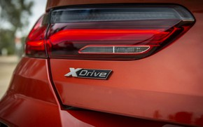 Picture coupe, ass, headlight, BMW, 2018, 8-Series, 2019, dark orange, M850i xDrive, Eight, G15