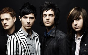 Picture music, group, guys, Hot Chelle Rae