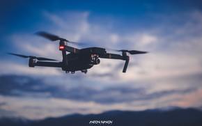 Picture the sky, mountains, nature, drone, Altay, quadcopter, aerial photo, DJI Mavic Pro, клипмейкер Антон Иванов