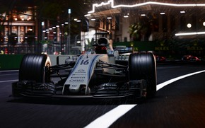 Picture Auto, The game, Machine, Car, Art, Night, Game, Formula One, F1 2017, Transport & Vehicles, …