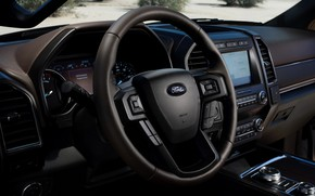 Picture Ford, salon, SUV, Expedition, 2020