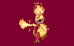 Picture red, Pokemon, Pokemon