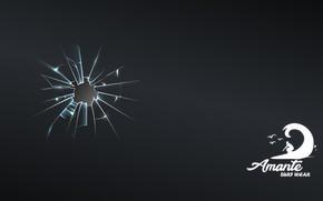 Picture logo, textura, amante