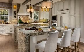 Picture Villa, interior, kitchen, Santa-Rosa