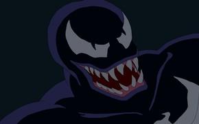 Picture comics, Venom, Venom, symbiote