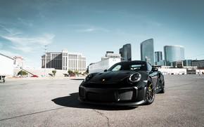 Picture Porsche, Black, 991, VAG, Sight, GT2RS