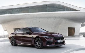 Picture coupe, BMW, structure, 2019, M8, the four-door, M8 Gran Coupe, M8 Competition Gran Coupe, F93