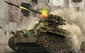 Picture Germany, tractor, MLRS, Tank fighter, Valery Petelin, Panzerschreck, Borgward IV Pz.Jg. Wanze, Heavy Cargo Carrier …