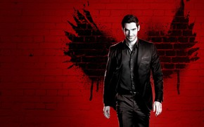 Picture wings, male, Lucifer, Lucifer, Lucifer (TV series)