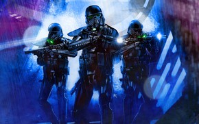 Picture Star Wars, Concept Art, Fan Art, Characters, Stormtroopers, Stormtrooper, Death Trooper, Jose Angel Jammed Fernandez, …