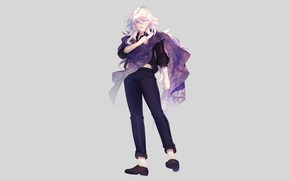 Picture style, guy, Fanart, Fate/Grand Order, Pixiv, Fanart From Pixiv, Merlin (Fate/stay night), Camelot & Co, …
