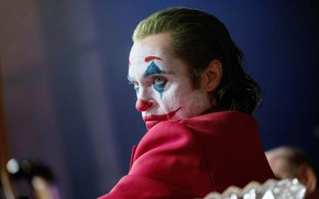 Picture clown, Joker, Thriller, drama, Joker