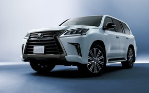 Picture Lexus, SUV, 2018, LX 570, Black Sequence