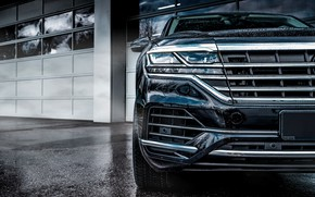 Picture Volkswagen, before, Touareg, SUV, ABBOT, 2019