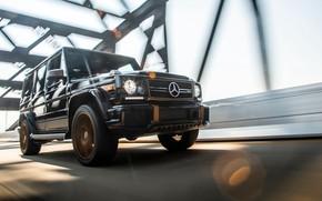 Picture Mercedes-Benz, speed, AMG, 2018, G-Class, Gelandewagen, Final Edition, G65