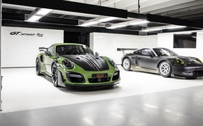 Picture 911, Porsche, Turbo, TechArt, 2019, GT Street RS