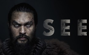 Picture the series, Jason Momoa, See, To see, Baba Your