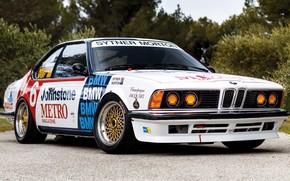 Picture BMW, 635CSi, E24, group a