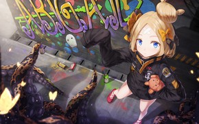 Picture graffiti, girl, Fate / Grand Order, suplicy, The destiny of a great campaign