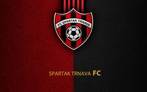Picture wallpaper, sport, logo, football, Spartak Trnava