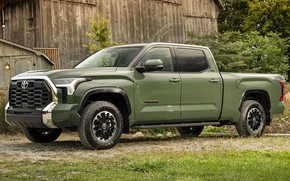 Picture Toyota, power, SUV, exterior, 2022, Toyota Tundra TRD Off-Road CrewMax, Тойота Тундра